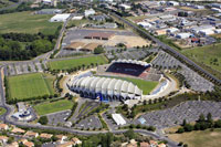 - photo - Beziers Stade de Rugby