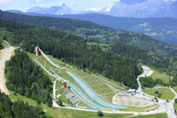 - photo - Courchevel (Stade de saut Olympique)