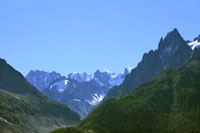 - photo - Les Grandes Jorasses